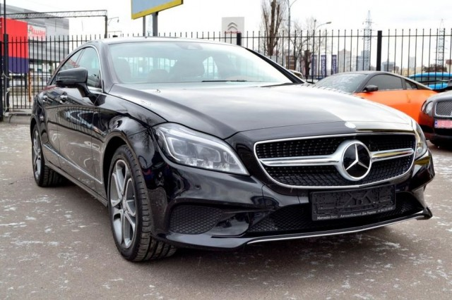 MERCEDES-BENZ CLS 400 4 MATIC