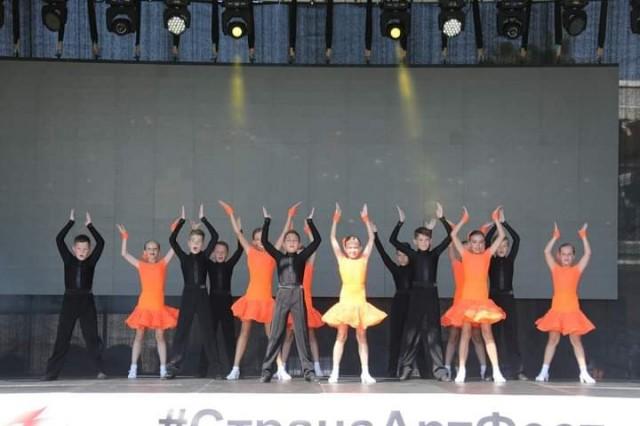 В Туреччині здобув перемогу Луцький танцювальний колектив Ритм, фото-1