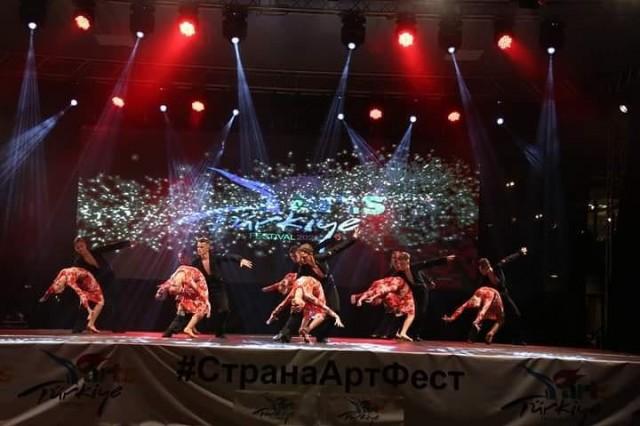 В Туреччині здобув перемогу Луцький танцювальний колектив Ритм, фото-5
