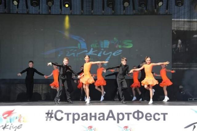 В Туреччині здобув перемогу Луцький танцювальний колектив Ритм, фото-7