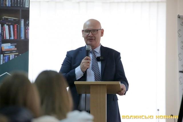 у Луцьку презентували портрет українців очима українців