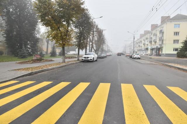 Вже 18 жовтня проспект Волі у Луцьку відкриють для транспорту