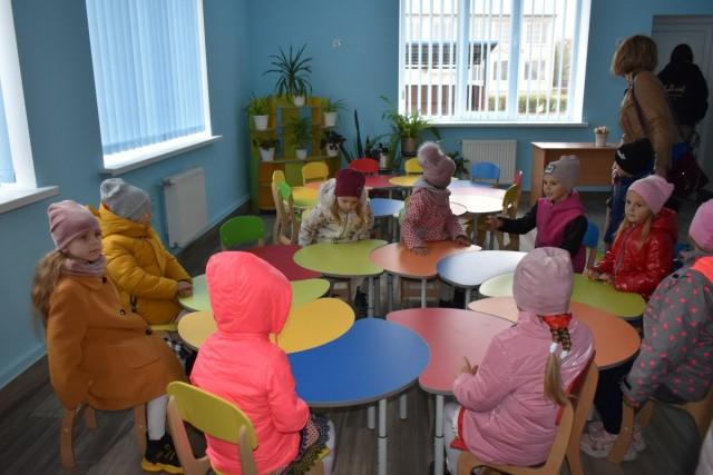 На Волині відкрили новий дитячий садок. Фото