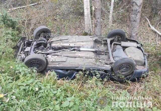 На Волині п'яний водій буса на смерть збив жінку. Фото
