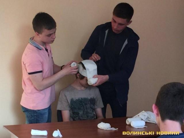 Навчання із самозахисту у Луцьку (ФОТО), фото-3