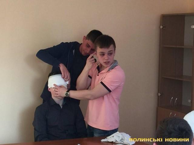 Навчання із самозахисту у Луцьку (ФОТО), фото-49