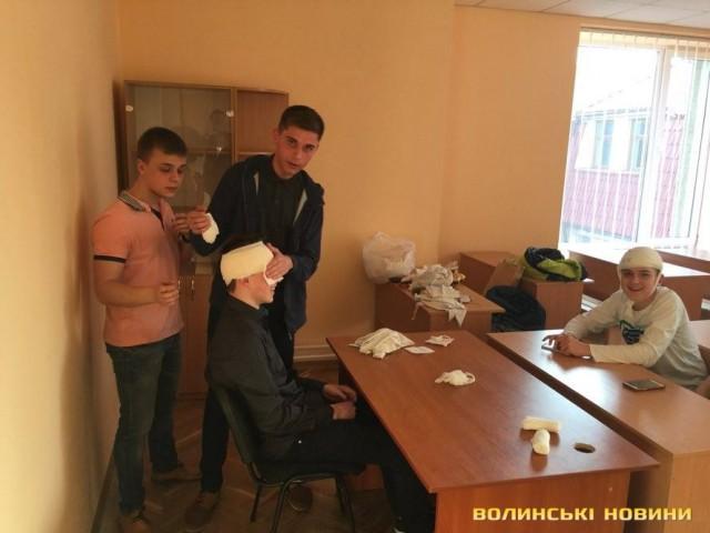 Навчання із самозахисту у Луцьку (ФОТО), фото-48