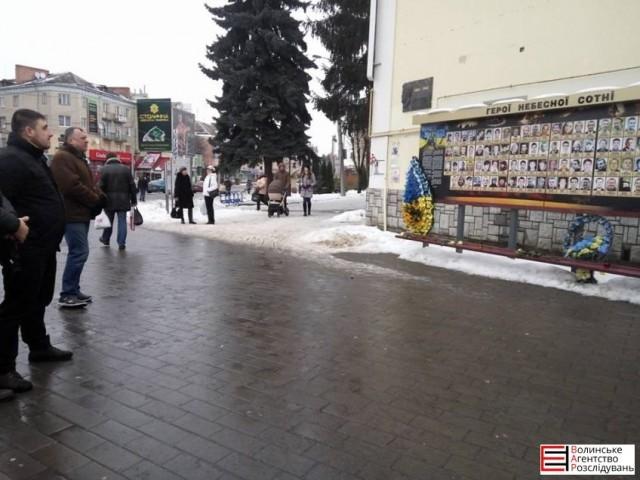 """У Луцьку пом""""янули Героїв Небесної сотні, фото-3"""
