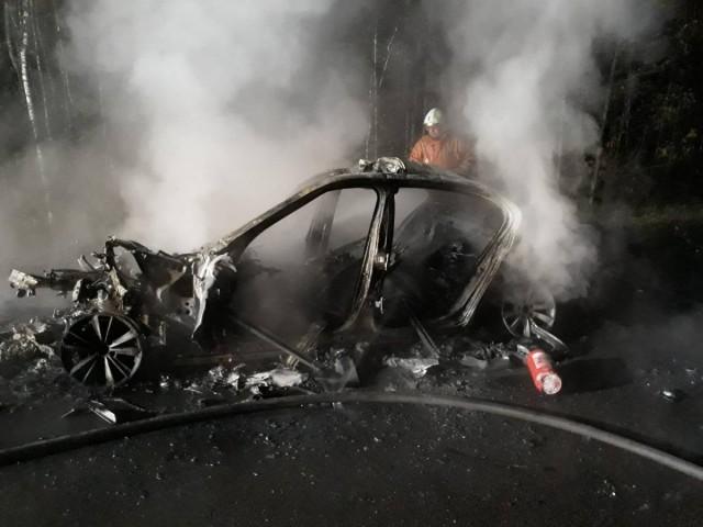 Смертельне ДТП: лісовоз зіткнувся з легковиком, фото-2