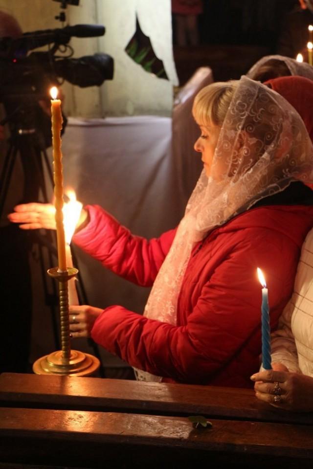 На Великдень в головному храмі Волині відбулись урочисті Богослужіння (ФОТО, ВІДЕО), фото-23